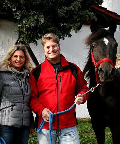 Sascha-Lang-Pferdetraining